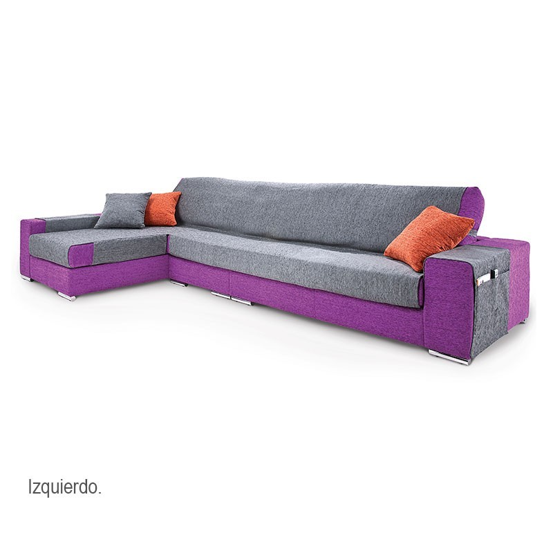 Funda de sof225 chaise longue Paula : funda de sofa chaise longue paula from www.maxifundas.com size 800 x 800 jpeg 59kB