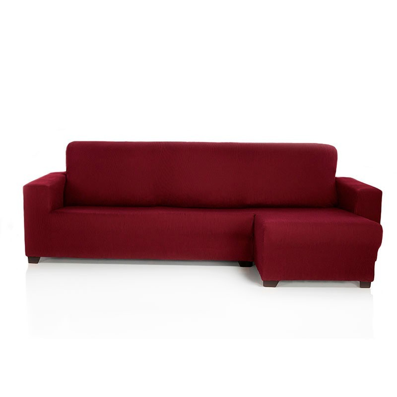 Funda de sof chaise longue el stica strada - Funda elastica chaise longue ...