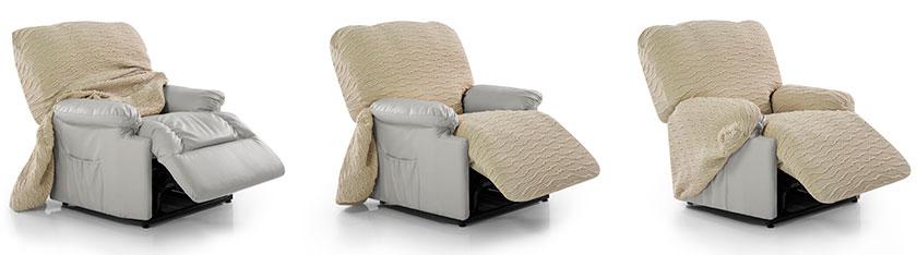 housse de fauteuil relax carla